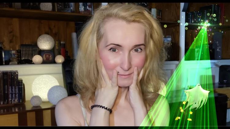 Thumbnail Thumbnail Videotagebuch Vlog Trisha Galore 18 Mai 2020 WIESO TUE ICH MIR DAS AN_Moment 2