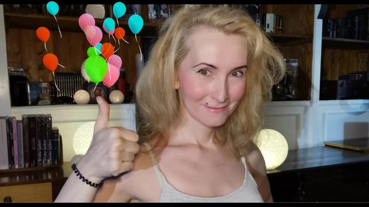 Thumbnail Videotagebuch Trisha Galore 17 Mai 2020 EINE ÜBERRASCHUNG FÜR EUCH 2_Moment 2