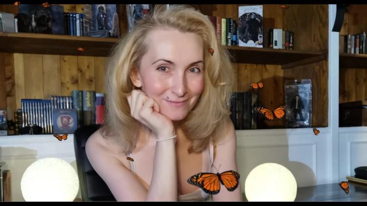 Thumbnail Videotagebuch Trisha Galore 23 Mai 2020 Deutsch Englisch_Moment