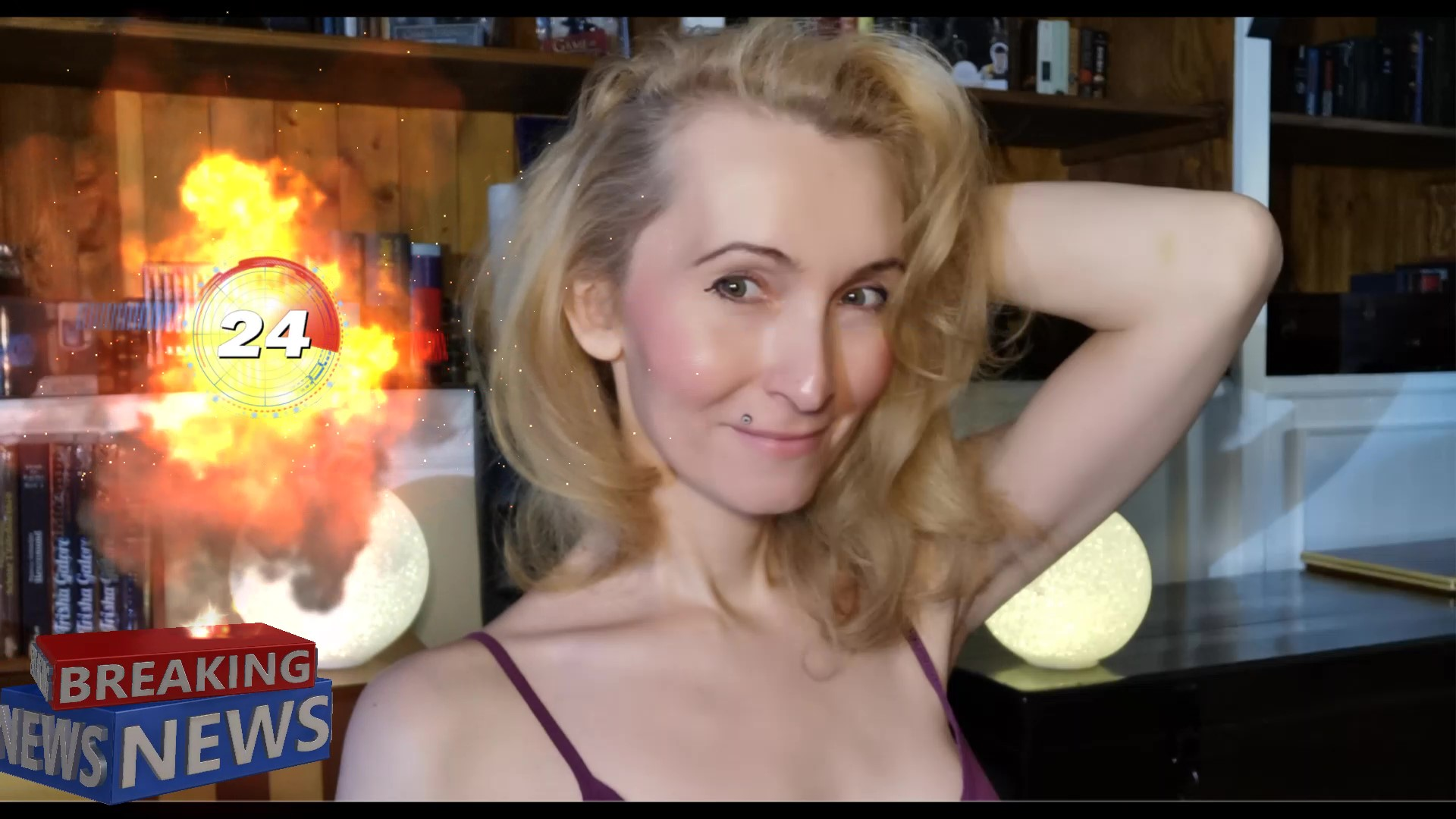 Thumbnail Videotagebuch Trisha Galore 31. Mai 2020_Moment