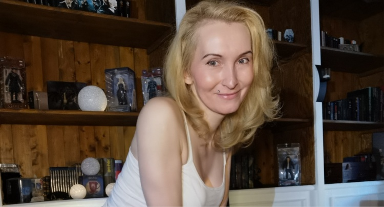 Thumbnail Videotagebuch Trisha Galore WAS GEHT HIER AB